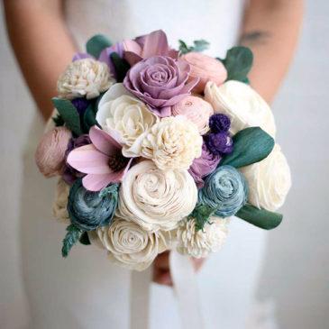 Arte floral: ramos de novia